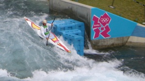 Taken at the London 2012 Olympics