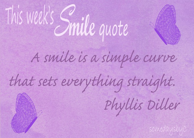 40 days smile quote 2