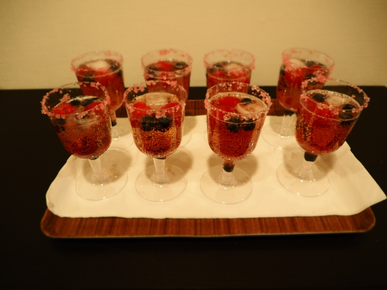 Spa Party drink